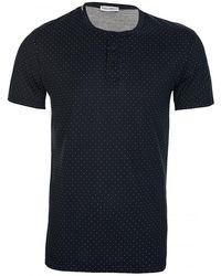 Dolce & Gabbana Dolce & Gabanna Polka Dot Tshirt Black