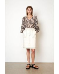 Second Female Terry Skirt - Natural