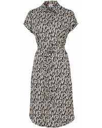 DESOTO Dress Beige 43922 930 Kira - Black