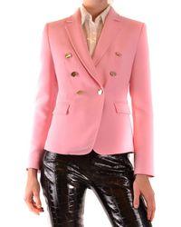 Pinko Blazer In Pink
