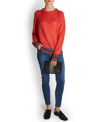 Custommade• Laika Mohair Knit - Red