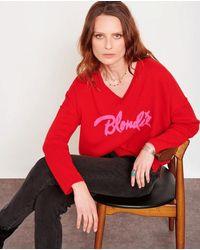 Mkt Studio Kopenag Blondie Sweat - Red