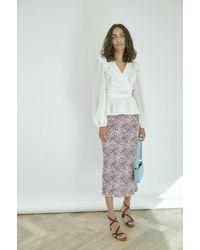 Spirit & Grace The Iris Skirt - Multicolour
