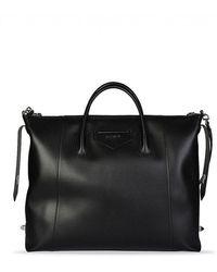Givenchy Sac Antigona Soft Xl - Black
