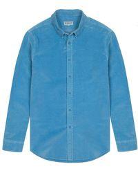 BLUEMINT Mint John Shirt - Blue