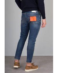 Department 5 Jeans Drake Super Slim - Blue