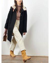 Sessun Sessun Nina Coat In - Black