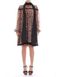 BROGNANO Clothes Leopard Print - Multicolour