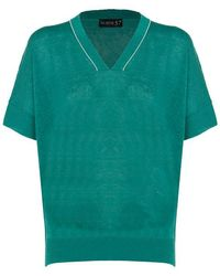 Sei Sette 57 T-shirts And Polos - Green