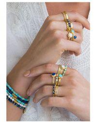 Anna Beck - Wisdom Blue Lapis Single Stone Ring - Lyst