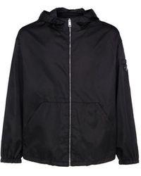 Prada Men's Sgb481s2021wq8f0002 Black Other Materials Down Jacket