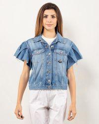 Roy Rogers Denim Jacket Frida - Blue