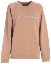 Balmain Uf03691i497 8ke - Brown