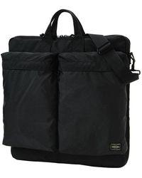 Porter Porter-yoshida And Co Force 2-way Helmet Bag Black