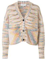 Munthe Passos Knit Cardigan - Natural