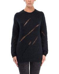BLK DNM Wool Jumper - Black