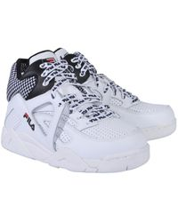 Fila Cage Gore Tc Mid Women's Shoes (high-top Trainers) In ...