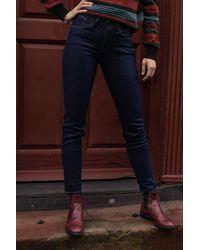 Lee Jeans Scarlett Eco Rinse Skinny Jeans - Blue