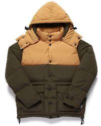 Sebago Grafton Jacket Moss - Multicolour