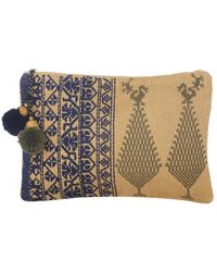 Star Mela - Womens Lumi Embroidered Purse - Lyst
