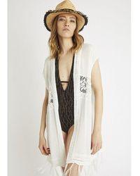 Berenice Laska Cover Up - White