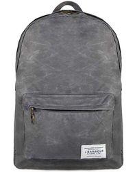 Barbour Eadan Backpack Gray