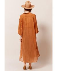 Mes Demoiselles ...paris Robe Oscar - Orange