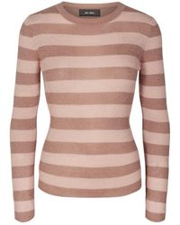 Mos Mosh Hetty Stripe Knit - Multicolour