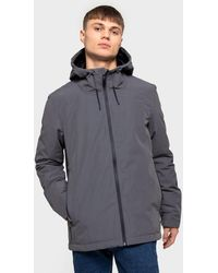 RVLT Revolution | Parka Jacket 7631 | - Grey