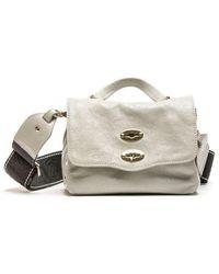 Zanellato Bag Log Gre - White