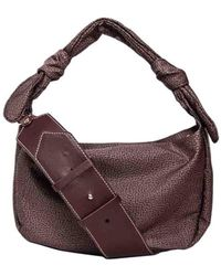 Borbonese - Desert Hobo Small Bag - Lyst