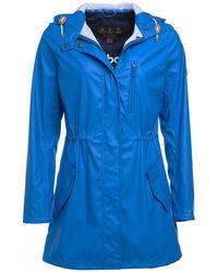Barbour - Rubberised Raincoat - Lyst