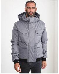 Nobis - Ash Jacket Colour: Grey - Lyst