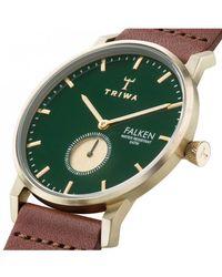 Triwa Pine Falken Watch - Brown