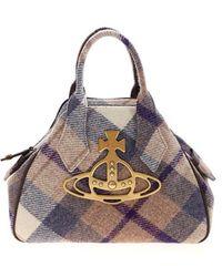 Vivienne Westwood Harris Yasmine Medium Bag - Pink