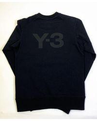 Y-3 Cl Rear Logo Sweatshirt - Black