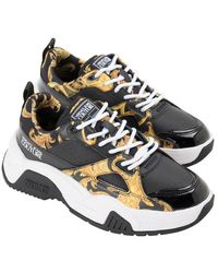 Versace Jeans Couture Trainers - Black