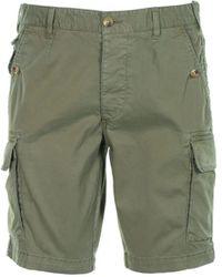 Blauer Shorts - Green