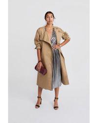 Rebecca Minkoff Anderson Trench Coat - Multicolour