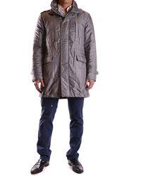 John Richmond Jacket Nn748 - Grey