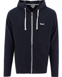 Woolrich Men's Wosw0091mrut25443989 Blue Other Materials Sweatshirt