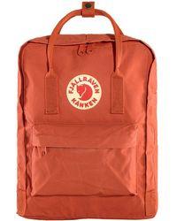 Atterley Fjallraven Kanken Classic Rowan Red