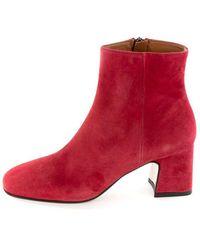 Bianca Di Boots In Red