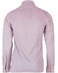 Tommy Hilfiger Shirt Blue / Red Mw0mw150080kp - White