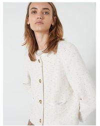 Marella Bali Chanel Boucle - White