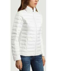 J.O.T.T Cha Padded Jacket Just Over The Top - White