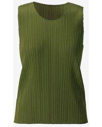 Issey Miyake Shirts - Green