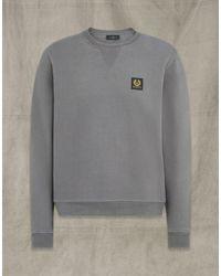 Belstaff Classic Sweatshirt - Grey