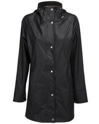 Ilse Jacobsen Rain87 Raincoat - Black