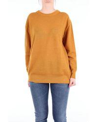 Altea Sweater Women Mustard - Yellow